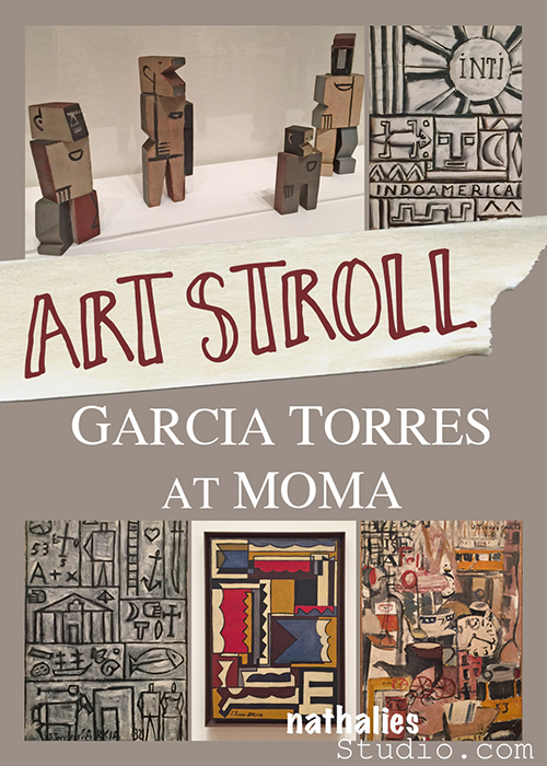 Art Stroll Garcia Collage