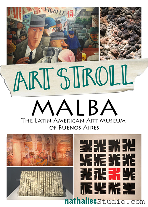 Art Stroll Malba Collage