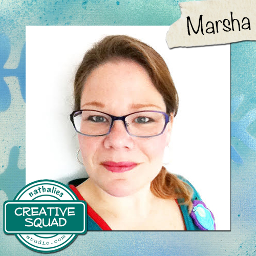 Marsha March Headshot