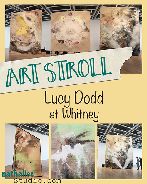 Art Stroll Dodd Collage